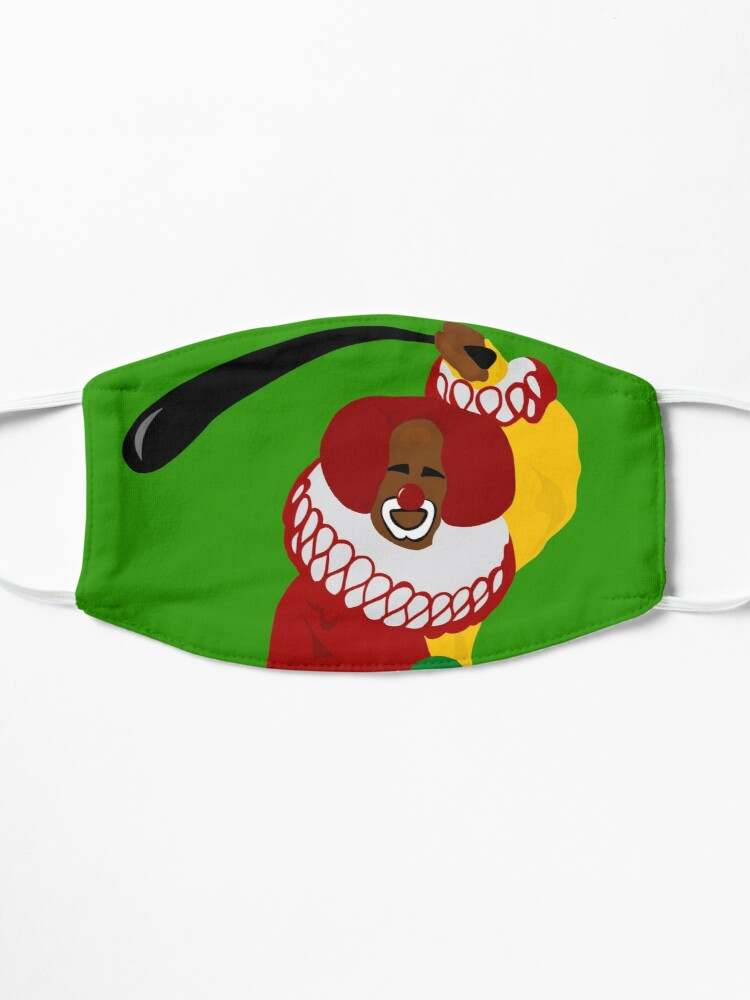 Alternate view of Homey... Mask