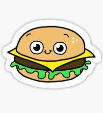 Burgie Sticker