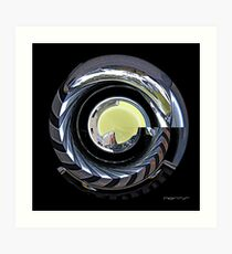 CARZ-Abstract/ONE Art Print