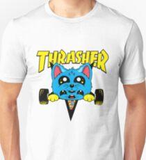 Skate Kitty | Sticker T-Shirt
