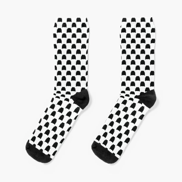Cars in Checkered Socks