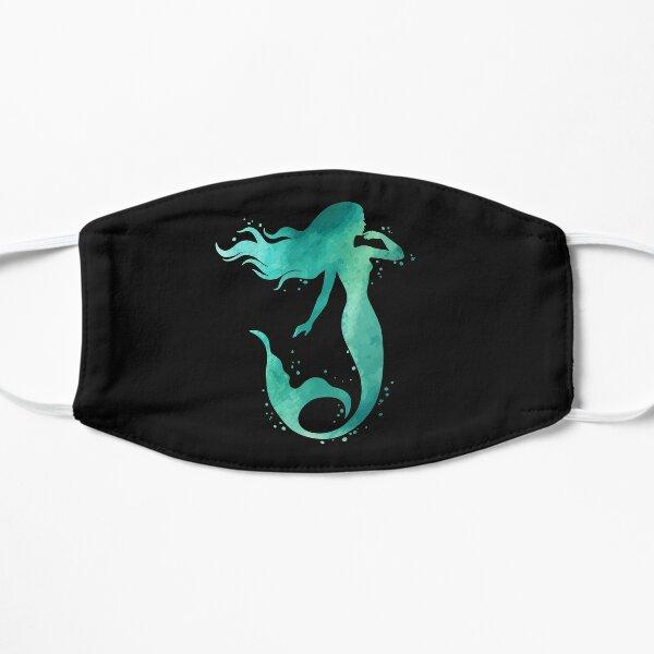 Mermaid Sparkle Flat Mask