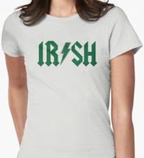 IRISH Womens Fitted T-Shirt
