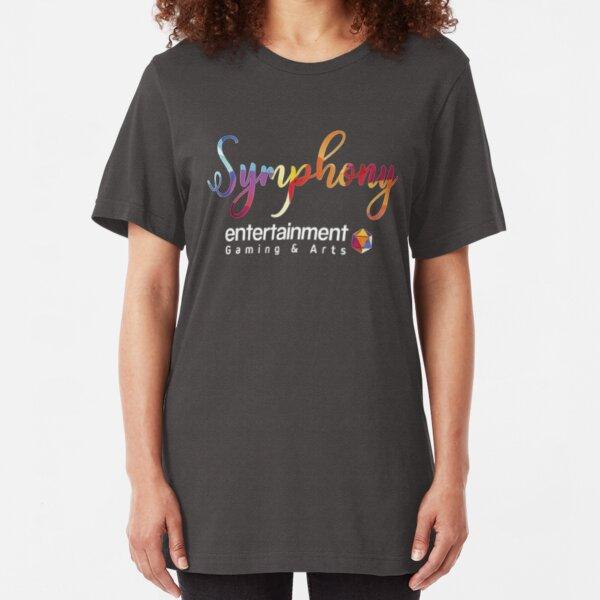 Symphony Entertainment Gear Slim Fit T-Shirt