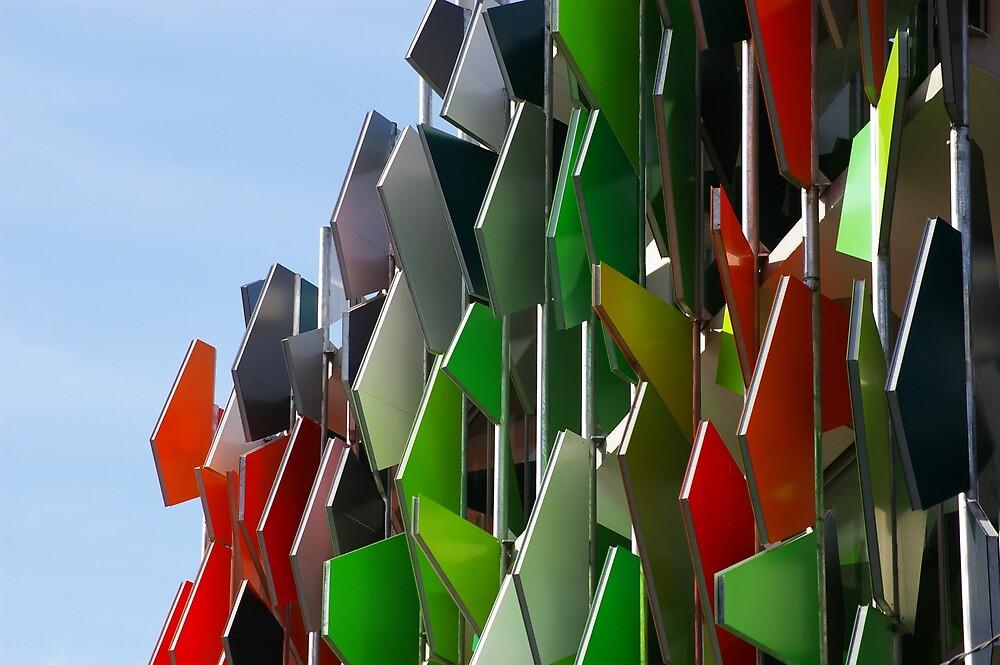 Pixel Building, Melbourne by robertsscholes