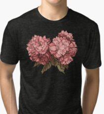 Botanical - Tattoo Flash Tri-blend T-Shirt