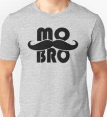MO BRO for Mustached Gentlemen ~ MOVEMBER Unisex T-Shirt