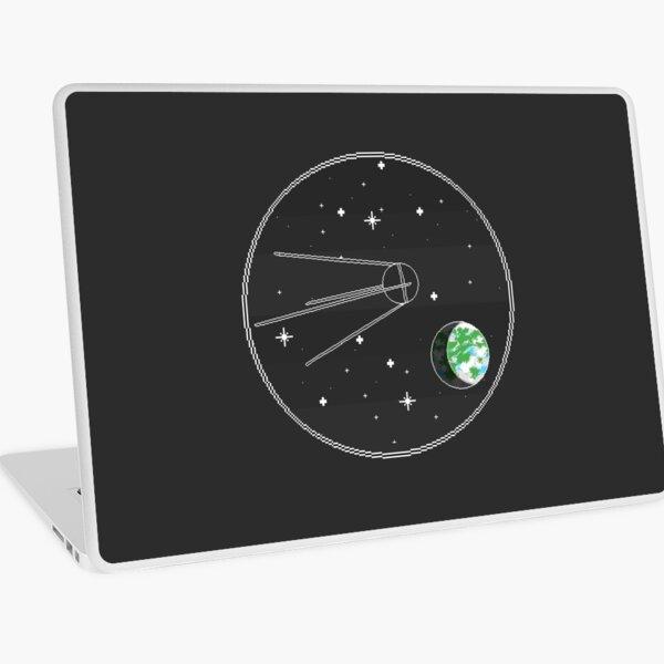 Soviet Satellite Heading to Exoplanet Laptop Skin