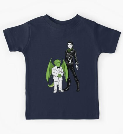 The Girl With the Dragon Tattoo Kids Clothes
