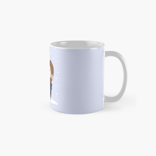 winter pibubear Classic Mug