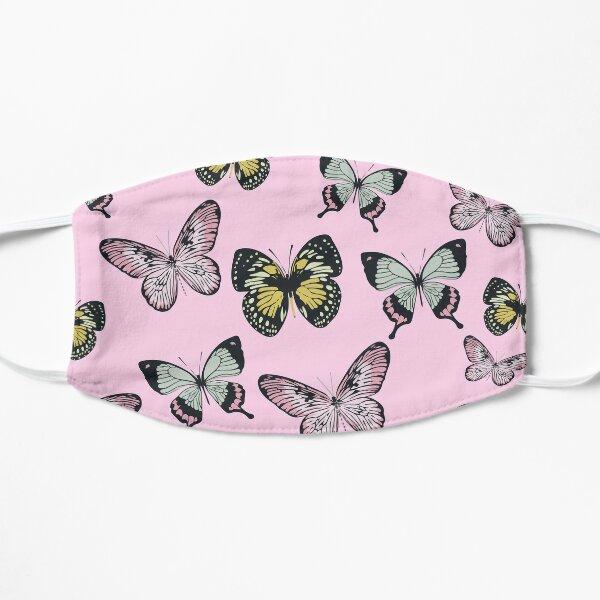 Butterfly   Flat Mask