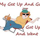 Get Up and Go by redqueenself