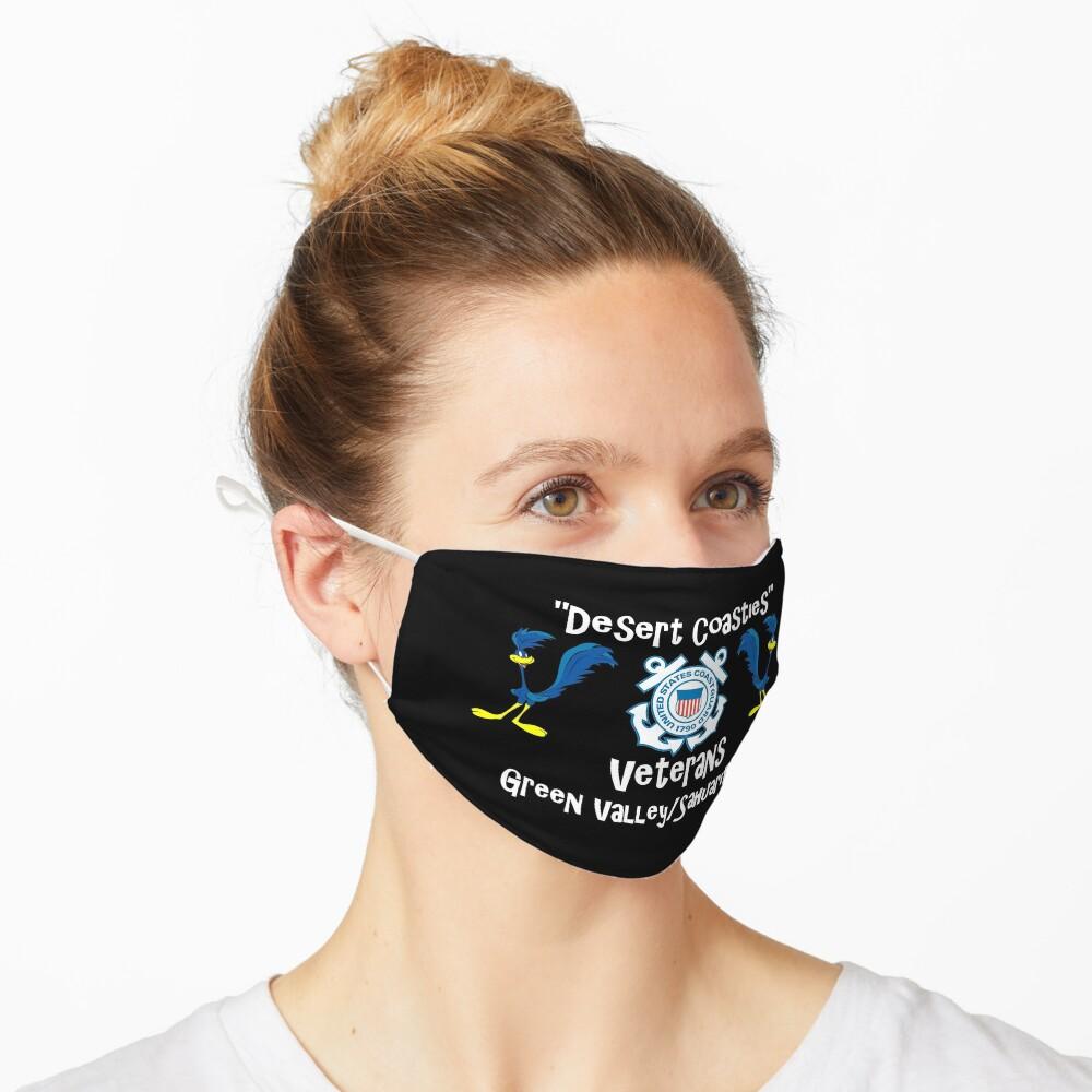 Desert Coasties Veterans Mask