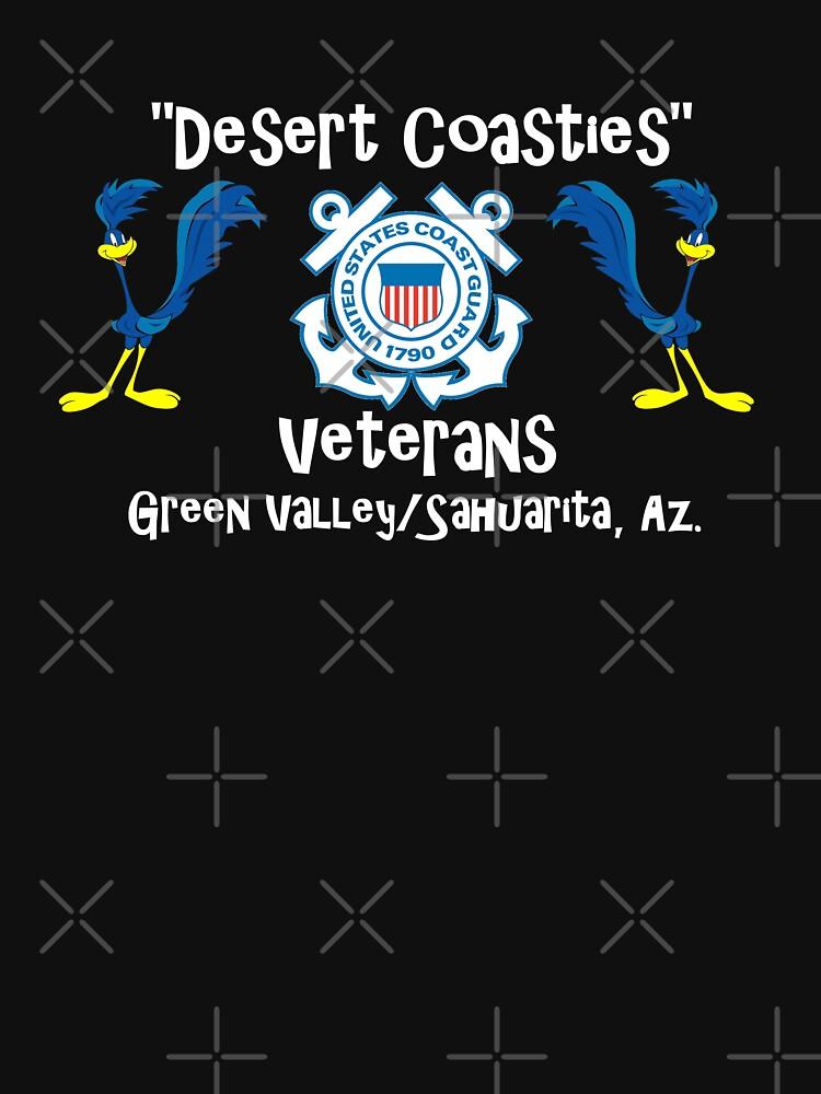 Desert Coasties Veterans by Mbranco