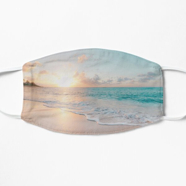 Tropical Clear Ocean  Mask