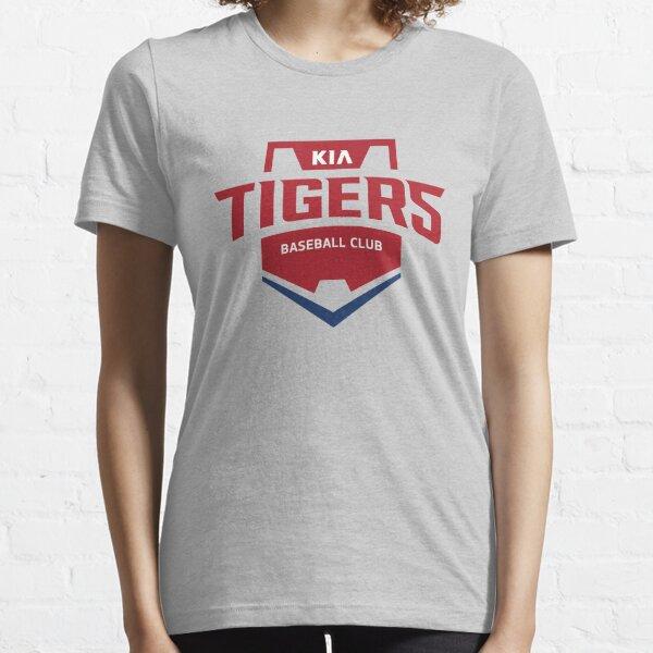 Kia Tigers Gwangju KBO Baseball Logo Essential T-Shirt