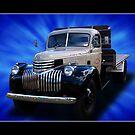 Chevrolet Maple Leaf Truck by Keith Hawley