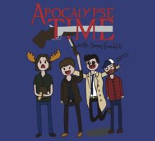 Apocalypse Time! with Team Free Will