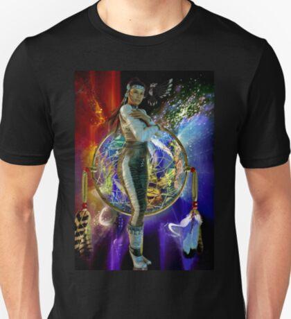 spirit dreams  (dream catcher) T-Shirt