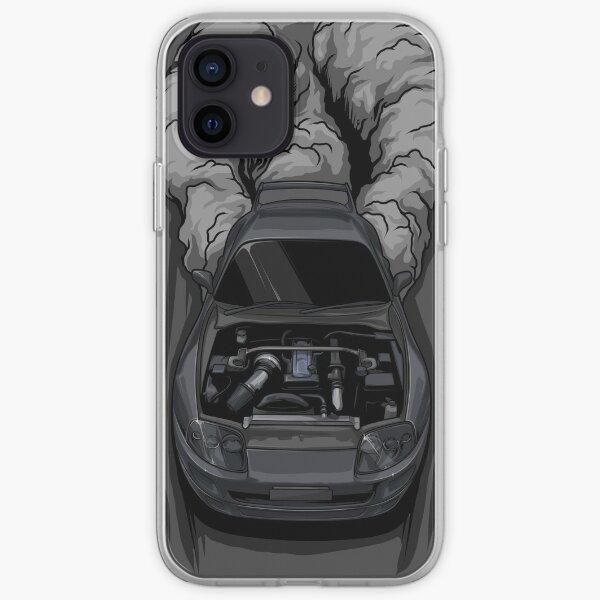 Toyota Supra 2jz gte Coque souple iPhone