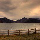 Quite Lake - Chuzenjiko by FrozenLeaf