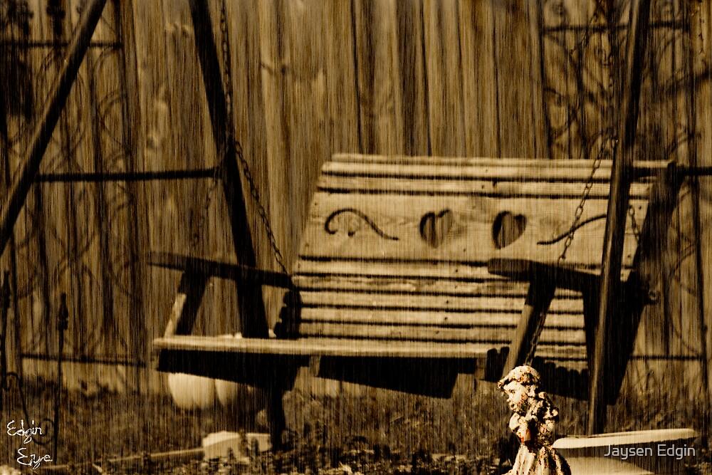 The Swinging Bench by Jaysen Edgin