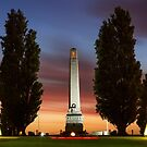 Cenotaph, Hobart Tasmania #2 by Chris Cobern