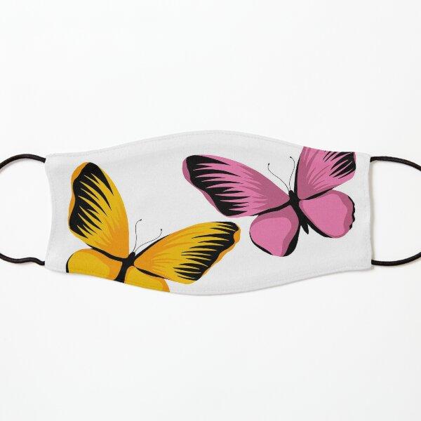bloom daily planners butterflies Kids Mask