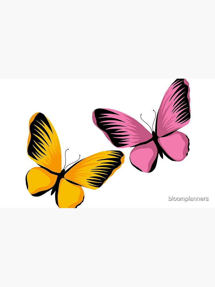 bloom daily planners butterflies by bloomplanners
