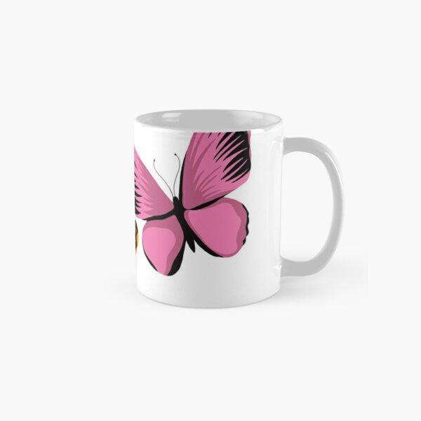 bloom daily planners butterflies Classic Mug