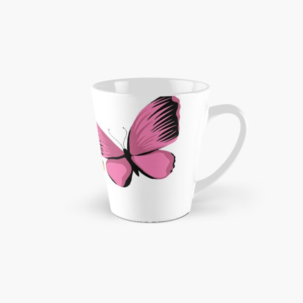 bloom daily planners butterflies Tall Mug