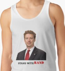 Stand with Rand design Tank Top