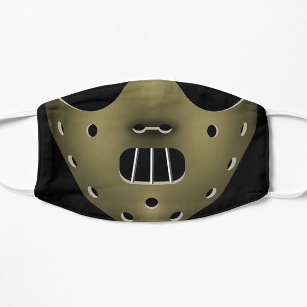 Hannibal Blk Flat Mask