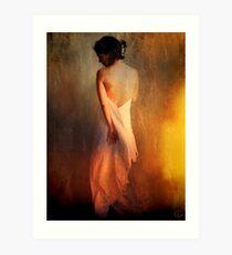 Backlight Art Print