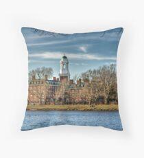 Harvard Throw Pillow