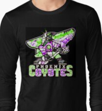 COYOTE BLACK Long Sleeve T-Shirt
