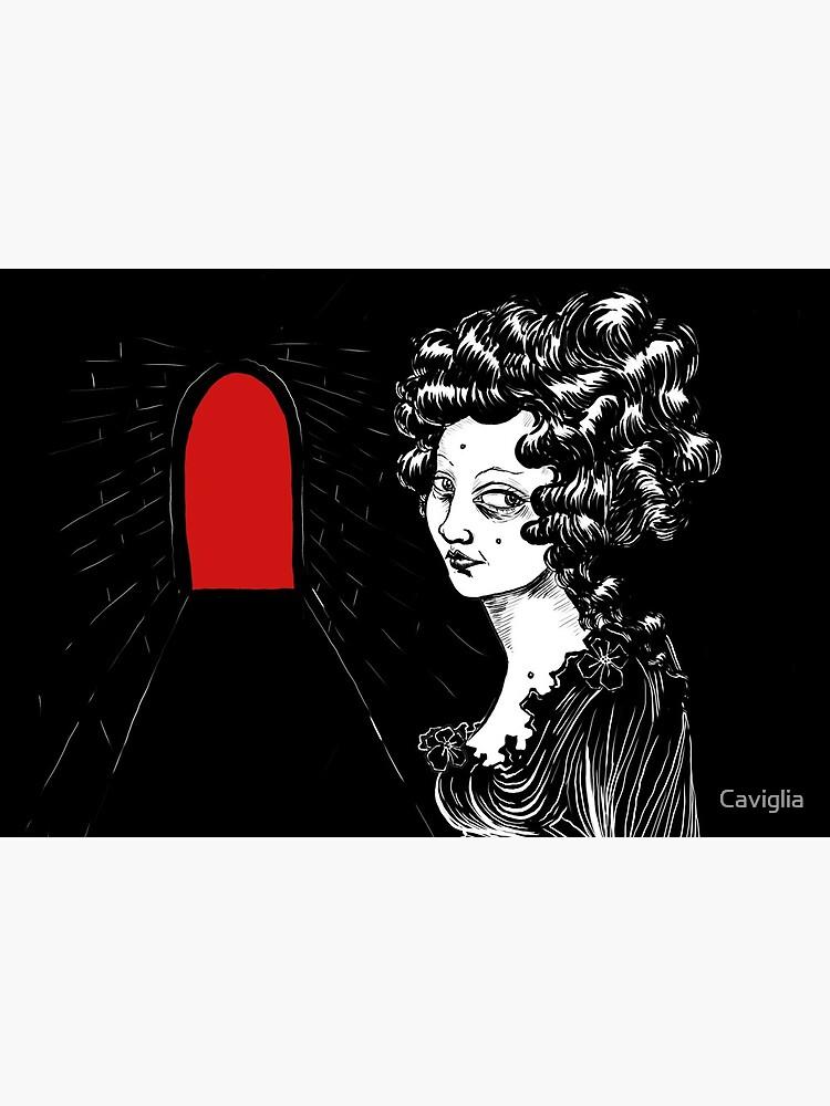 Regency Noir I by Caviglia