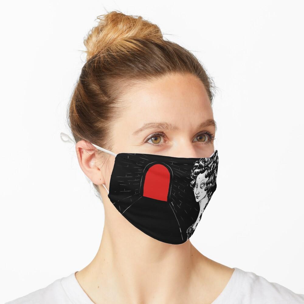 Regency Noir I Mask