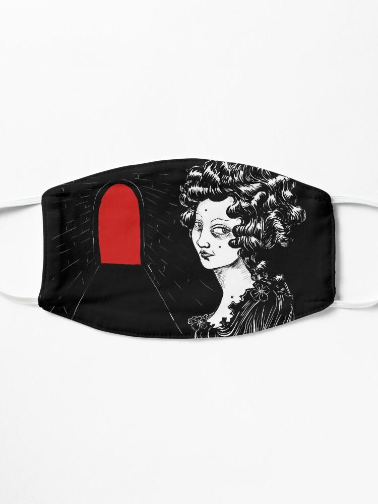 Alternate view of Regency Noir I Mask