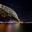 Sydney Harbour Bridge by Jeremy Harrington
