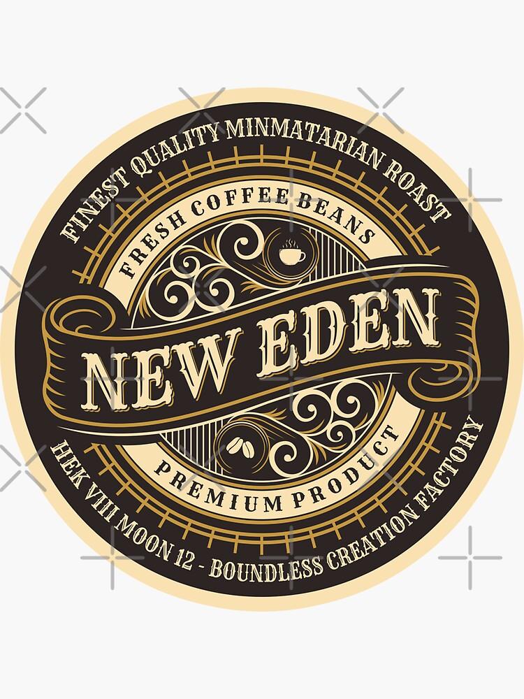 New Eden Coffee von brainbubbles