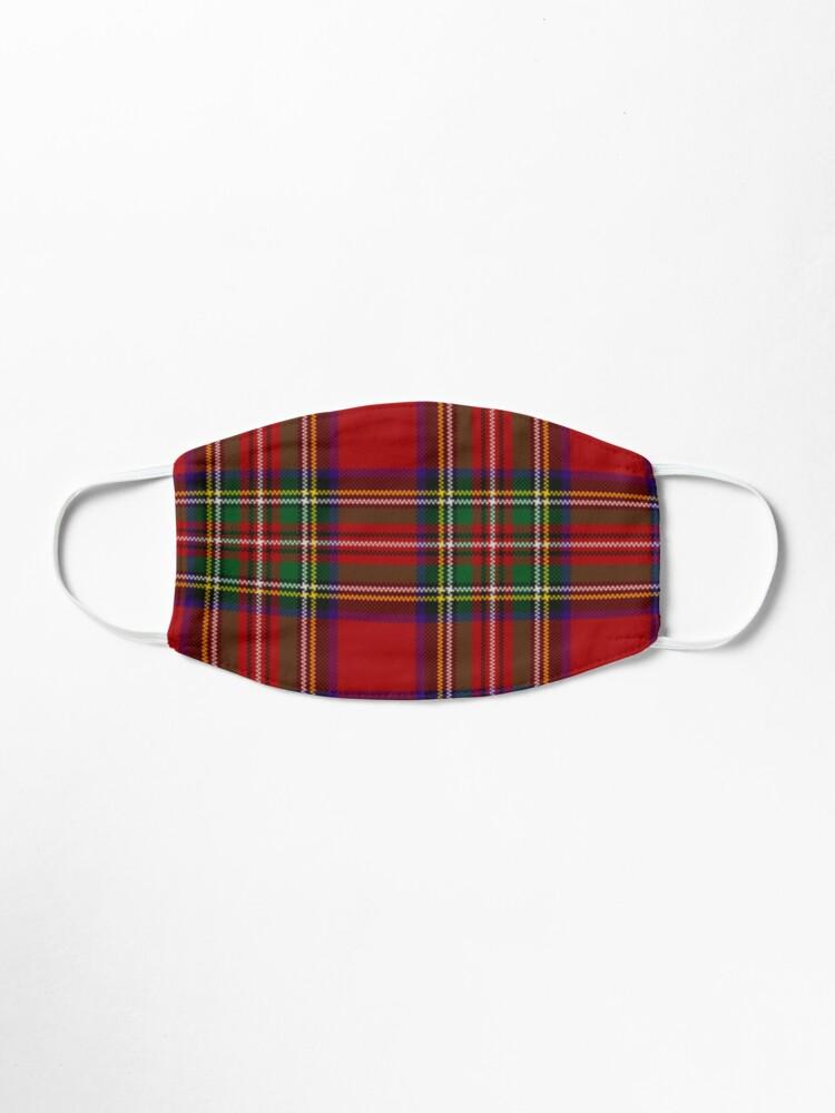 Alternate view of Scottish patern Mask