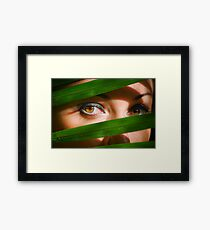Caribbean Girl 04 Framed Print