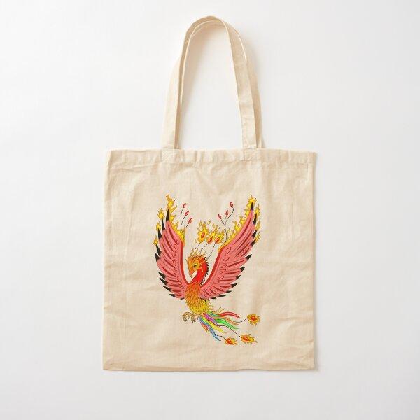 Phoenix Cotton Tote Bag