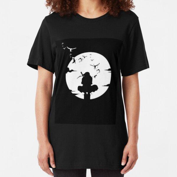 itachi uchiha  Slim Fit T-Shirt