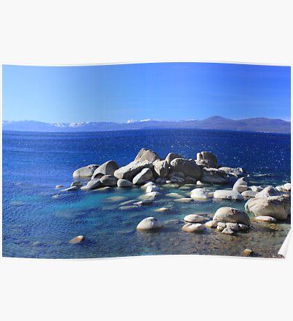 Tahoe East Shore 1 Poster