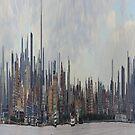 Manhattan High by Mickey Hatt