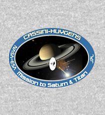 Cassini–Huygens Program Logo Kids Pullover Hoodie