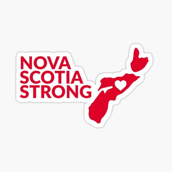 Nova Scotia Strong #9 Sticker