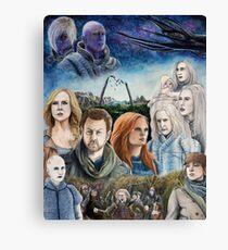 Defiance Season 3 Canvas Print